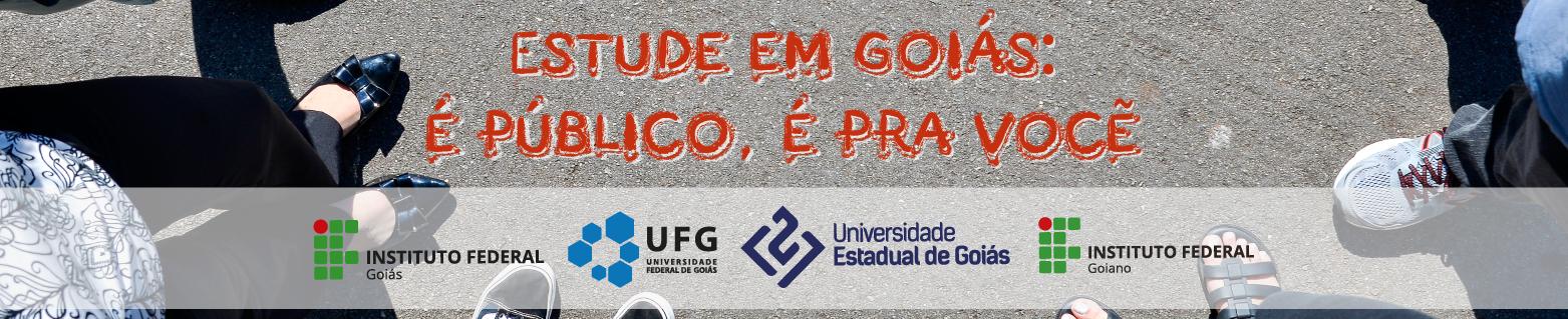 Estude em Goiás
