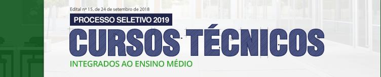 PS 2019 Cursos Técnicos - Morrinhos