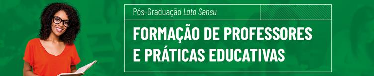 Especialização Formação Pedagógica