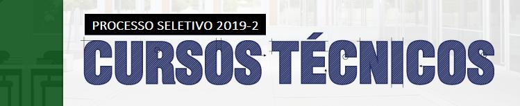 Seleção Técnicos 2019-2