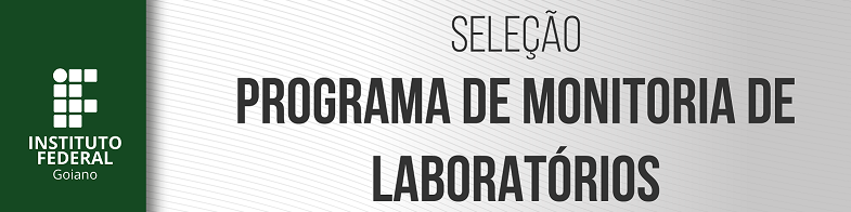 Monitoria Laboratórios 2021-1