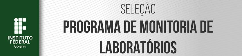 Monitoria laboratórios 2021-2