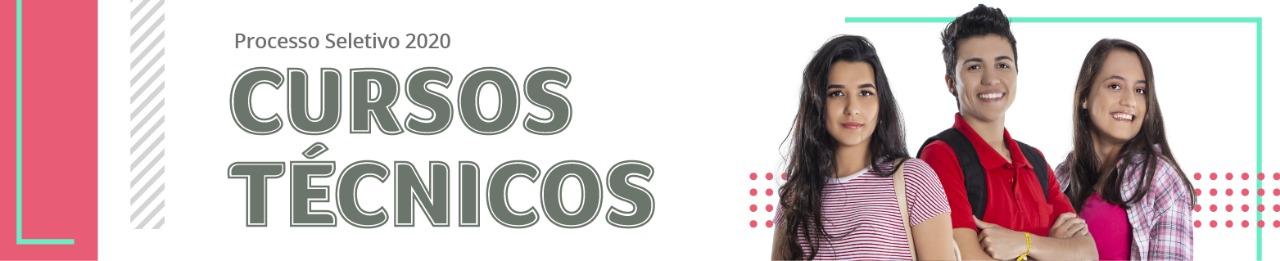 Processo Seletivo para cursos técnicos 2020/ Campus Urutaí