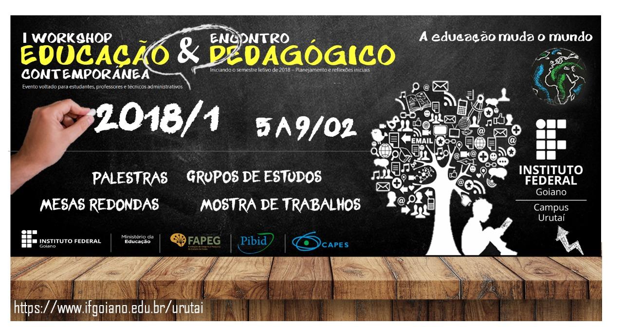 Workshop Semana Pedagógica