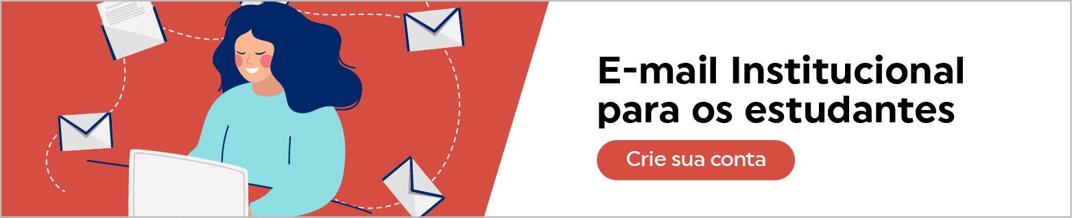 E-mail acadêmico institucional