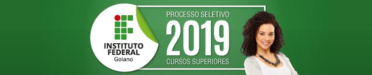 Processo Seletivo 2019